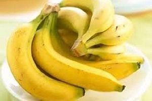 Bí quyết chọn chuối ngon, chín tự nhiên không nhiễm hóa chất, tốt cho sức khỏe