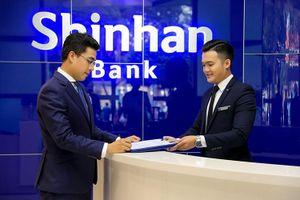 Ngân hàng Shinhan tiếp tục ưu đãi lãi suất vay mua nhà và xe