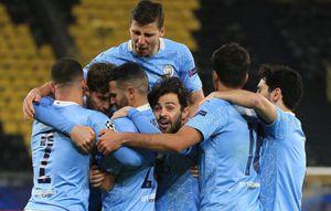 Kết quả Champions League: Foden tỏa sáng, Man City thắng ngược Dortmund