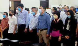 Các luật sư bào chữa cho 19 bị cáo vụ Gang thép Thái Nguyên