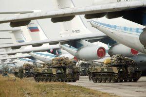 Chuyên gia Israel: 'Không quân đội nào cơ động nhanh chóng được như Nga'