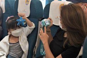 'Chuyến bay sao biển' đến Phú Quốc