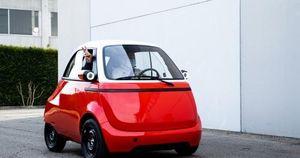 Loạt xe ô tô điện đẹp long lanh giá chỉ từ vài chục triệu đồng/chiếc