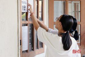 Hà Tĩnh: Học sinh đăng ký thi vào lớp 10 từ 20/4 - 4/5
