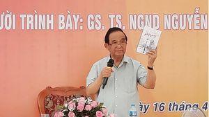 Giáo sư Nguyễn Lân Dũng: Đọc sách sẽ giúp chúng ta sống tử tế hơn, hạnh phúc hơn
