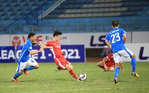 Viettel thắng 5 trận liên tiếp, HLV Việt Hoàng 'thách đấu' HAGL