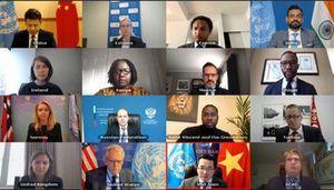 Thông qua hai nghị quyết về Libya, thảo luận về chống phổ biến vũ khí hủy diệt hàng loạt