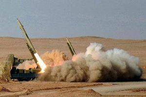 Hơn chục quả tên lửa dội vào nơi có Patriot và C-RAM