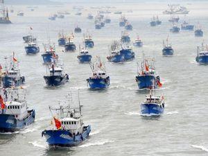 Ngư dân Philippines than phiền về hành vi 'lạ' của tàu cá TQ