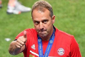 HLV Hansi Flick tuyên bố rời Bayern Munich
