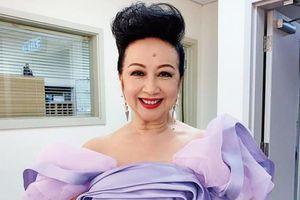 Cuộc sống của 'chị cả' TVB Tiết Gia Yến