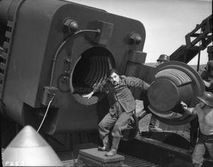 Lai lịch khẩu súng cối khổng lồ của Đức trong Chiến tranh Thế giới 2