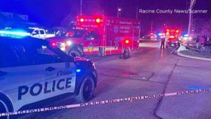 Thêm một vụ xả súng ở Mỹ, 5 người thương vong