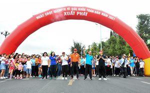 Gần 6.000 người tham gia giải Leo núi Hải Đăng năm 2021