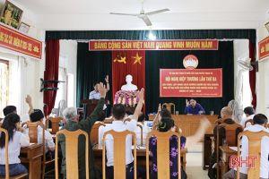 Đồng bào công giáo Hà Tĩnh hướng về ngày hội bầu cử
