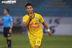 Khắc chế sức mạnh Hà Nội FC, HAGL tập trung gia cố hàng thủ