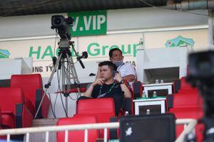 Bầu Đức, bầu Hiển không dự khán trận HAGL vs Hà Nội FC