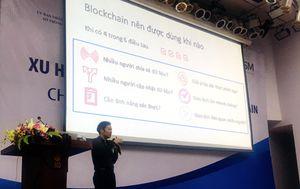 Giáo sư Mỹ nói về công nghệ Blockchain tại Đà Nẵng