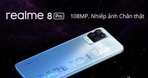 Màn chinh phục ấn tượng của realme 8 và 8 Pro