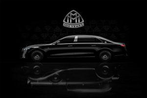 Mercedes-Maybach thế hệ mới có tiếp tục dùng động cơ V12?
