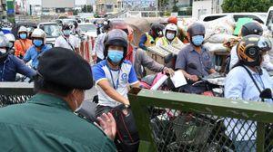 Covid-19 ở Campuchia: Ngày thứ năm thực hiện Lệnh phong tỏa, người ủng hộ, kẻ tức giận