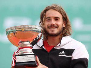 Stefanos Tsitsipas vô địch Monte Carlo Masters 2021