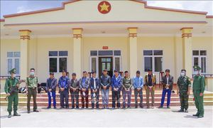 Điện Biên: Bắt giữ nhiều đối tượng tổ chức đưa người xuất cảnh trái phép