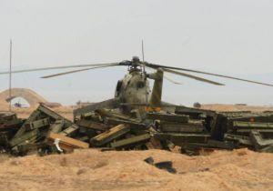 Bất ngờ trực thăng Nga bị tấn công, thế trận Syria 'đảo chiều' phút chốc?