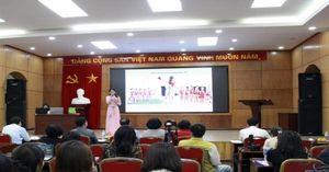 45 cô giáo hoàn thành phần thi 'Chuyên môn và Ứng xử sư phạm'