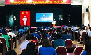 Hà Nội: 450 cán bộ Đoàn được tập huấn về công tác bầu cử