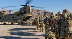 Mỹ muốn kết thúc sa lầy ở Afghanistan
