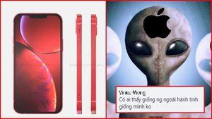 Trước sự kiện Apple đêm nay, CĐM đồn thổi về mẫu iPhone mới, cụm camera nhìn như 'người ngoài hành tinh'