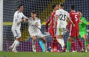 Chia điểm cuối trận, Liverpool hụt hơi đua Top 4