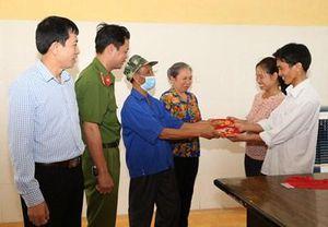 Hà Nam: Công an hỗ trợ người dân tìm lại 21,4 cây vàng