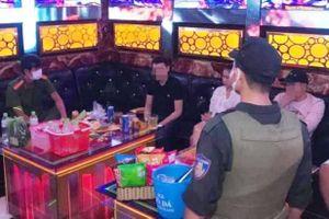 32 người trong quán karaoke dương tính với ma túy