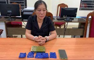 Bắt đối tượng mua bán 1 bánh heroine và 1.000 viên ma túy tổng hợp