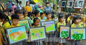 Hai học sinh trường vùng xa là Đại sứ văn hóa đọc tỉnh Đắk Lắk