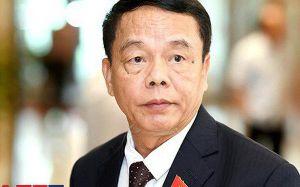 Thượng tướng Võ Trọng Việt rút khỏi danh sách ứng cử ĐBQH vì sức khỏe