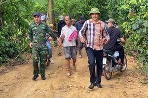 Bắt phạm nhân trốn trại sau 1 tuần lẩn trốn ở Quảng Trị