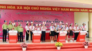 Sôi nổi hoạt động hưởng ứng Ngày Sách Việt Nam