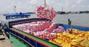 Đòn bẩy cho logistics nông sản châu thổ Cửu Long