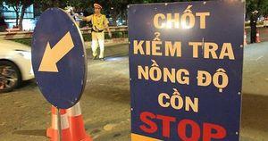 Phát hiện 29.150 trường hợp lái xe vi phạm nồng độ cồn trong một tháng
