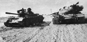 Xe tăng Liên Xô hay Mỹ xứng đáng làm Vua Chiến Trường (P1)