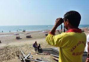 Bảo đảm an ninh, an toàn tại các bãi biển
