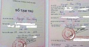 Điều kiện, thủ tục đăng ký tạm trú