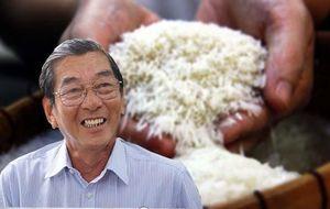 Bị thóa mạ việc mang gạo ST25 đi thi, kỹ sư Hồ Quang Cua lần đầu lên tiếng
