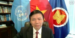 Việt Nam nêu quan điểm giải quyết tình hình Tây Sahara và Colombia