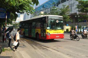 Phục vụ hơn 10 nghìn lượt xe buýt mỗi ngày dịp nghỉ lễ 30-4, 1-5