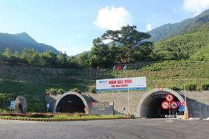 Hầm đường bộ Hải Vân 2 đã đón khoảng 700 nghìn phương tiện lưu thông
