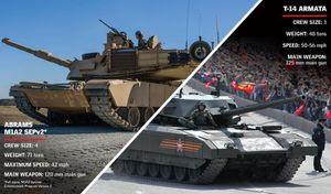 Xe tăng Liên Xô hay Mỹ xứng đáng làm Vua Chiến Trường (P2)